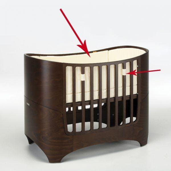 Unutarnja zaštita za Leander krevetić