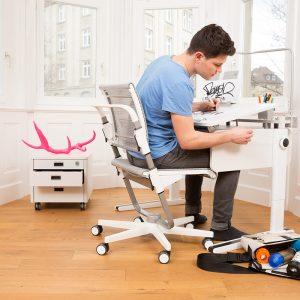 moll champion dječji radni stoll