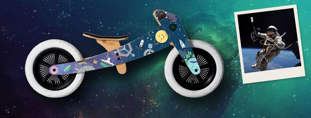 Wishbone SPACE Limited Edition