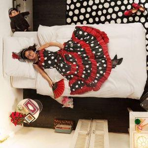Posteljina za djecu Flamenco