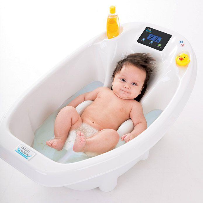 Aqua Scale kadica za kupanje sa vagom