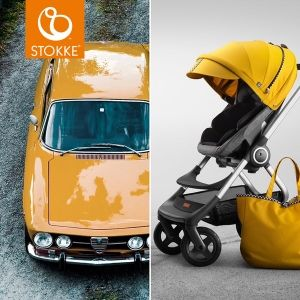 Stokke Scoot Style Kit Racing Range