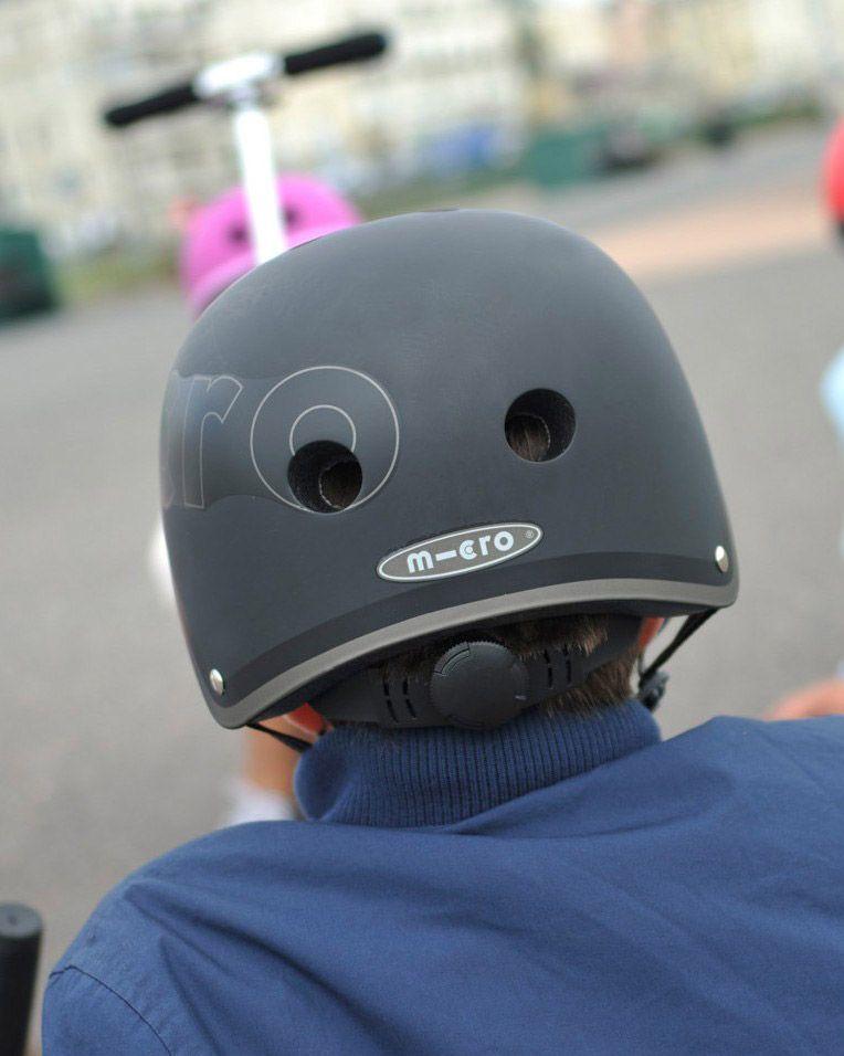 Kaciga za djecu Micro crna