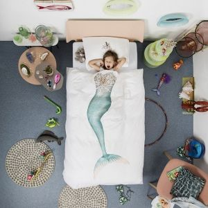 Posteljina za djecu Sirena