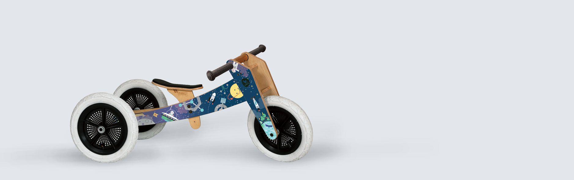 Wishbone Design biciklić bez pedala