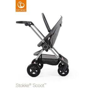 Stokke Scoot konstrukcija i sjedalica