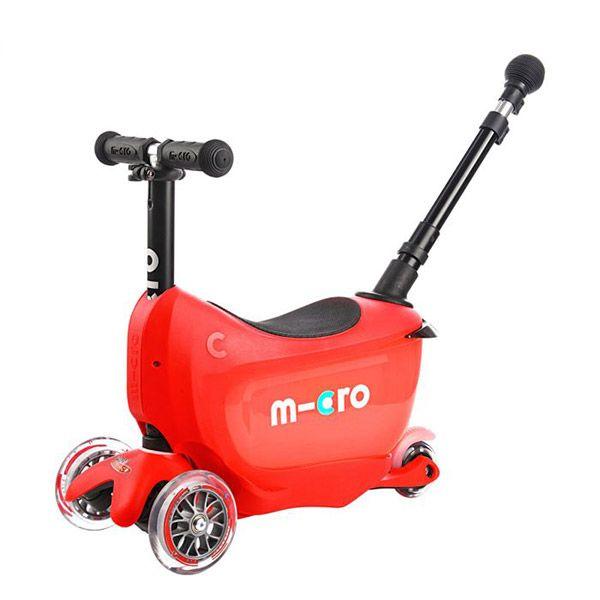 Mini2go Deluxe Plus romobil