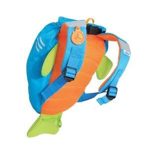 Trunki vodootporni ruksak Plava riba