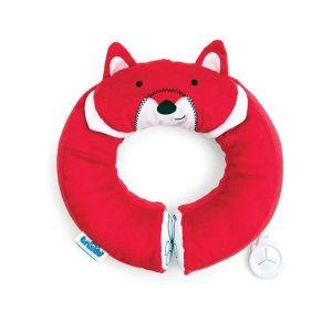Trunki jastuk za vrat Lisica