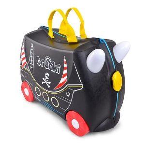 Trunki kofer za djecu Pedro gusarski brod