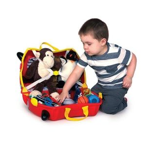 Trunki kofer za djecu Race Car