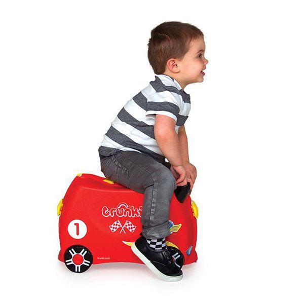 Trunki kofer za djecu Race Car
