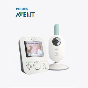 BABY MONITOR DECT SCD 620 ECO VIDEO