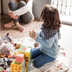 Vreća za igračke i podloga za igru