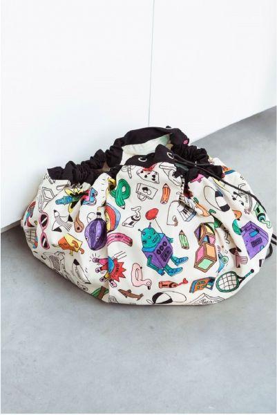 2u1 vreća za podlogu i igru Color my Bag