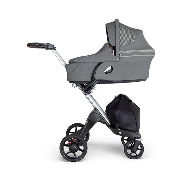 Stokke Xplory V6 sa košarom za novorođenče