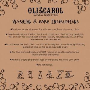 Grickalica za zube Oli & Carol