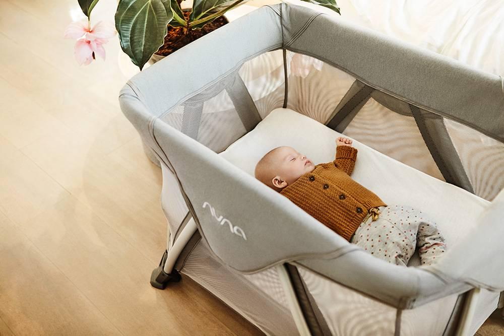 krevetic za bebe nuna