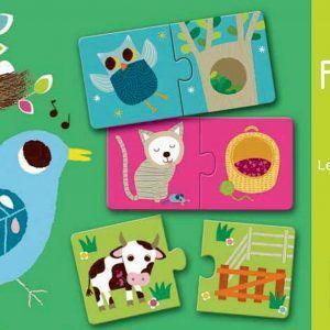 puzzle za djecu od 2 godine