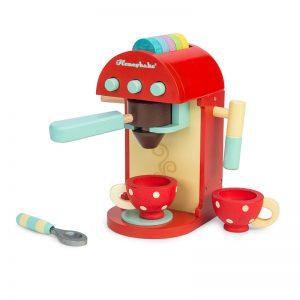 igračka drveni kava aparat