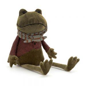 jellycat plišana igračka žabac