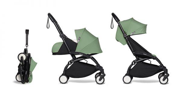 Babyzen YOYO 2 dječja kolica s košarom za novorođenče