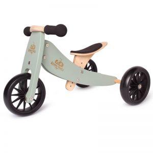 dječji drveni bicikl bez pedala