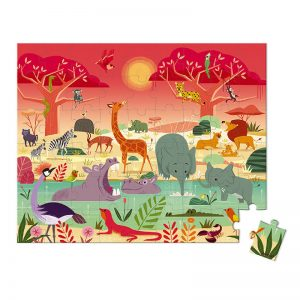 puzzle-safari