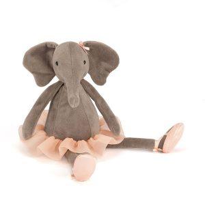 igracka-plisana-slonica