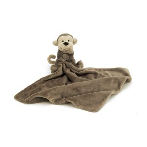 Jellycat Sramežljivi Majmun s mazilicom