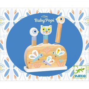 Drvena igračka - BabyPopi (1)