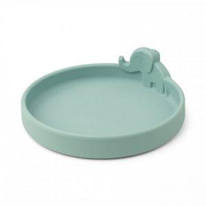 silikonski-tanjur-za-hranjenje-bebe