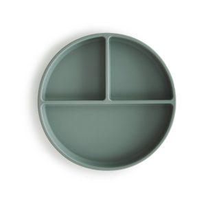 mushie-silikonski-tanjur-cambridge-blue