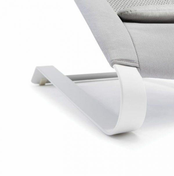 Bombol Bamboo 3D Knit Ležaljka - Pebble Siva (1)