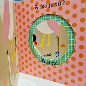 KU-KU! Sunce Interaktivna slikovnica s ogledalom